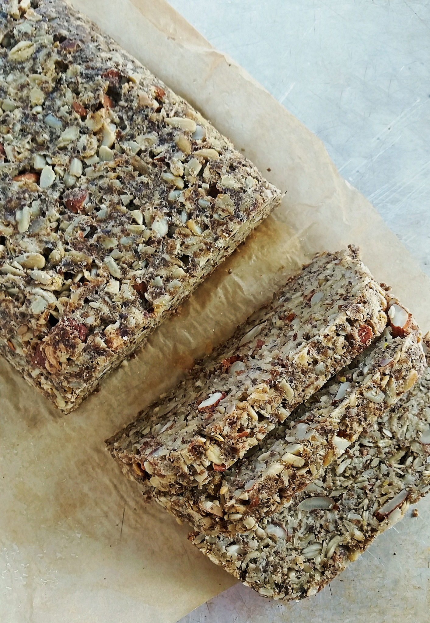 nut and seed bread recipe