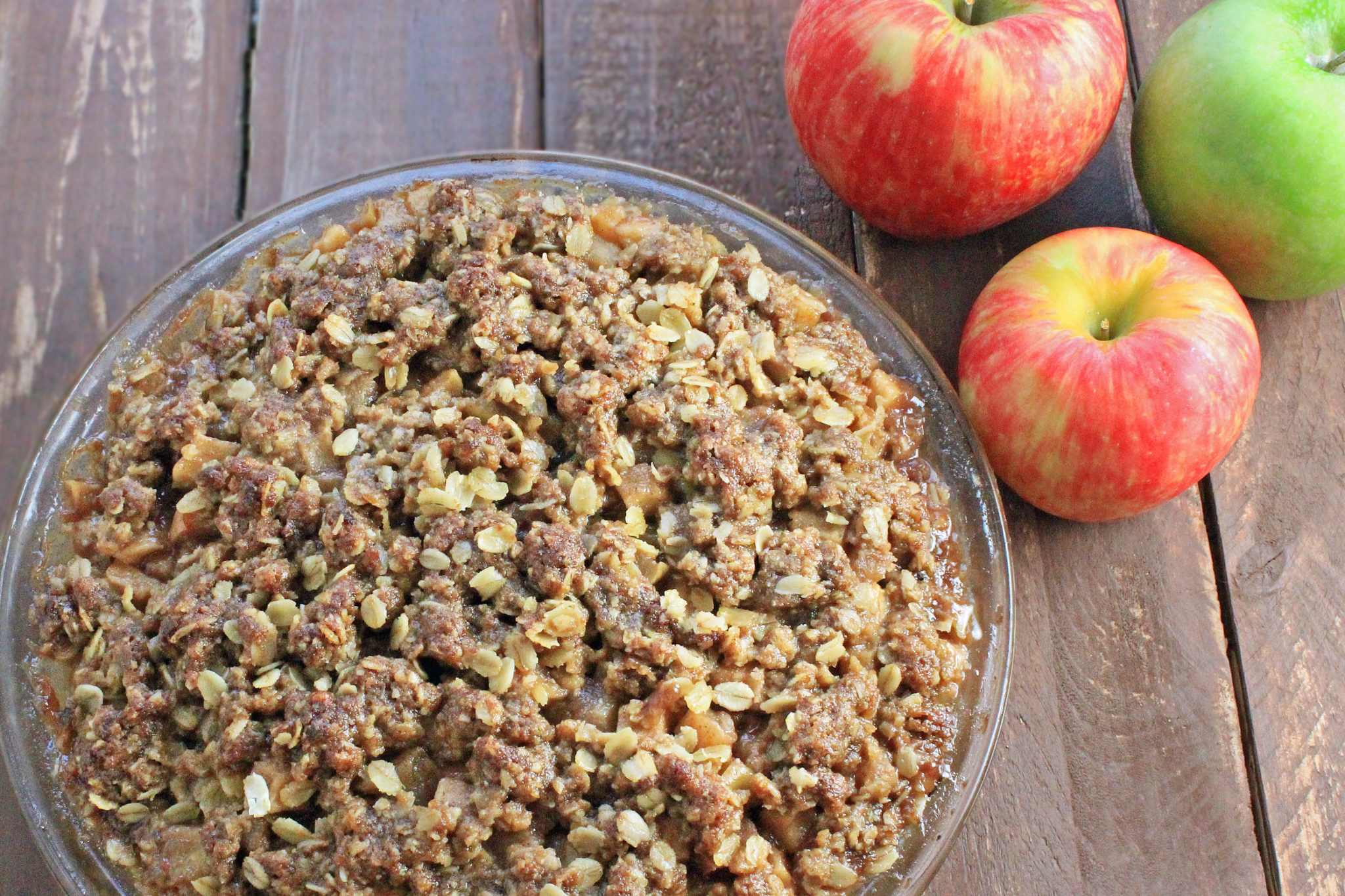 Recipe: Apple Pie Remix