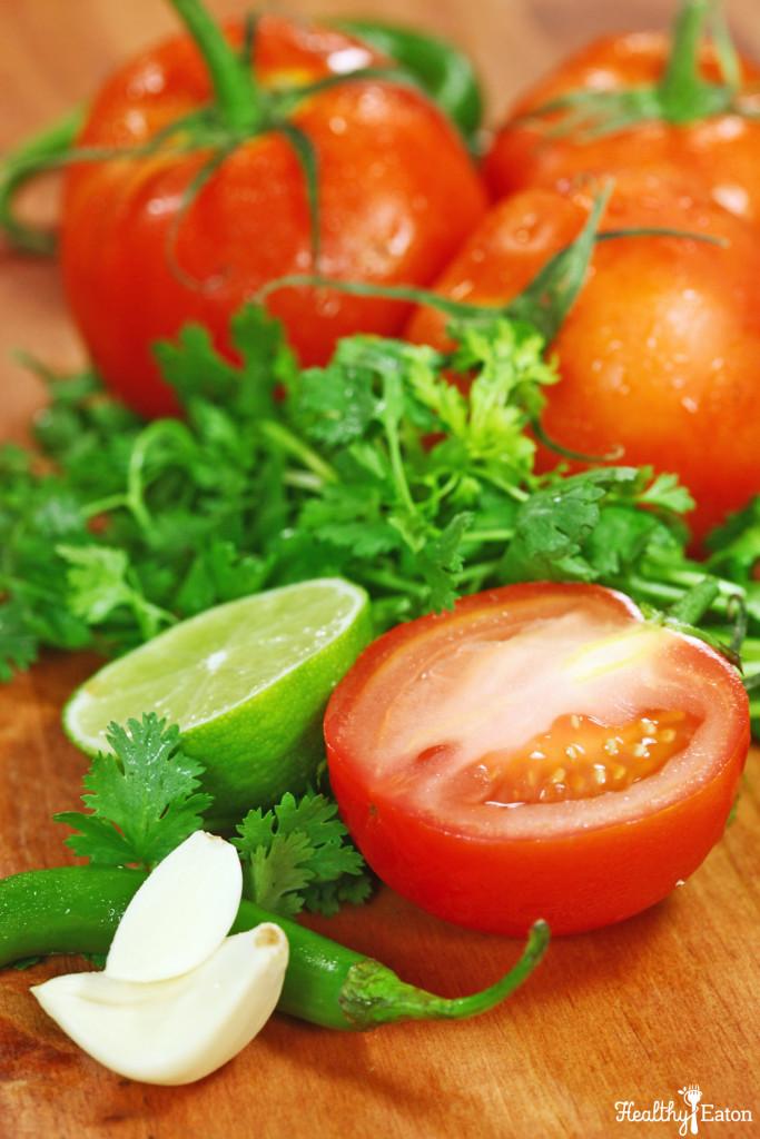 RECIPE: Fresh Homemade Salsa