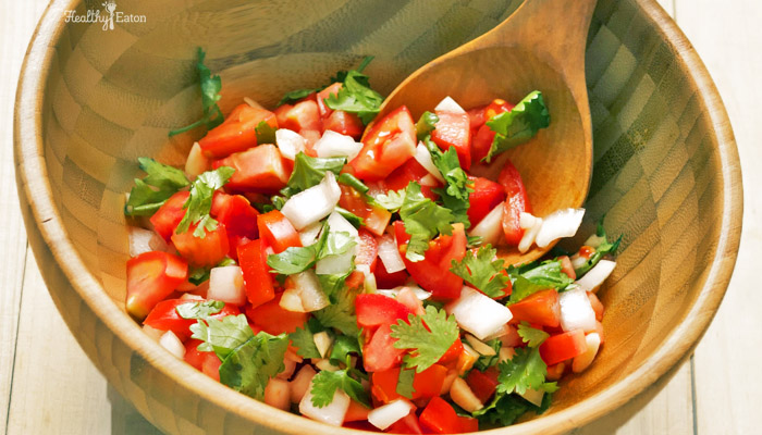 RECIPE: Fresh Homemade Salsa