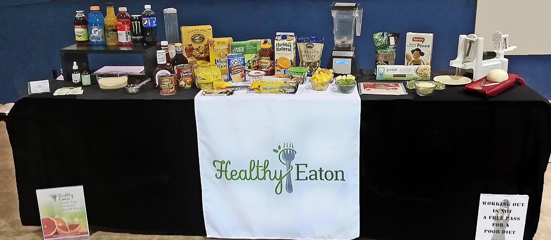 samantha eaton, certified health coach, charlotte, nc nutrition