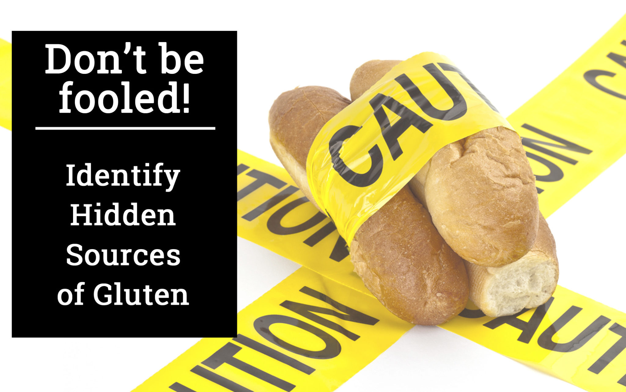 hidden sources of gluten