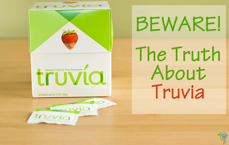 Beware! The Truth About Truvia