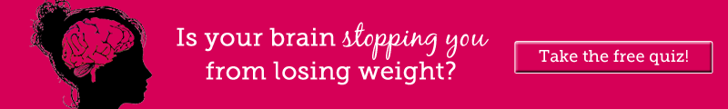 is your brain stopping you from losing weight