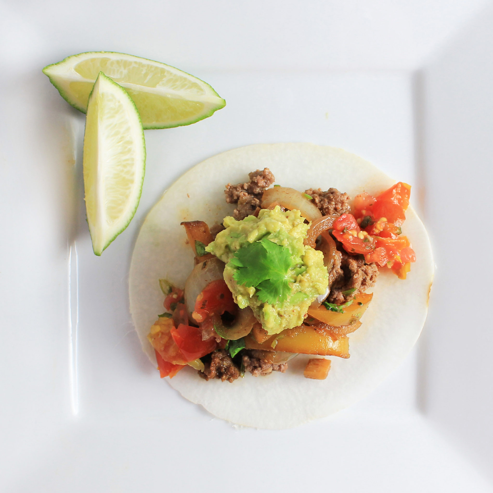 jicama taco shells