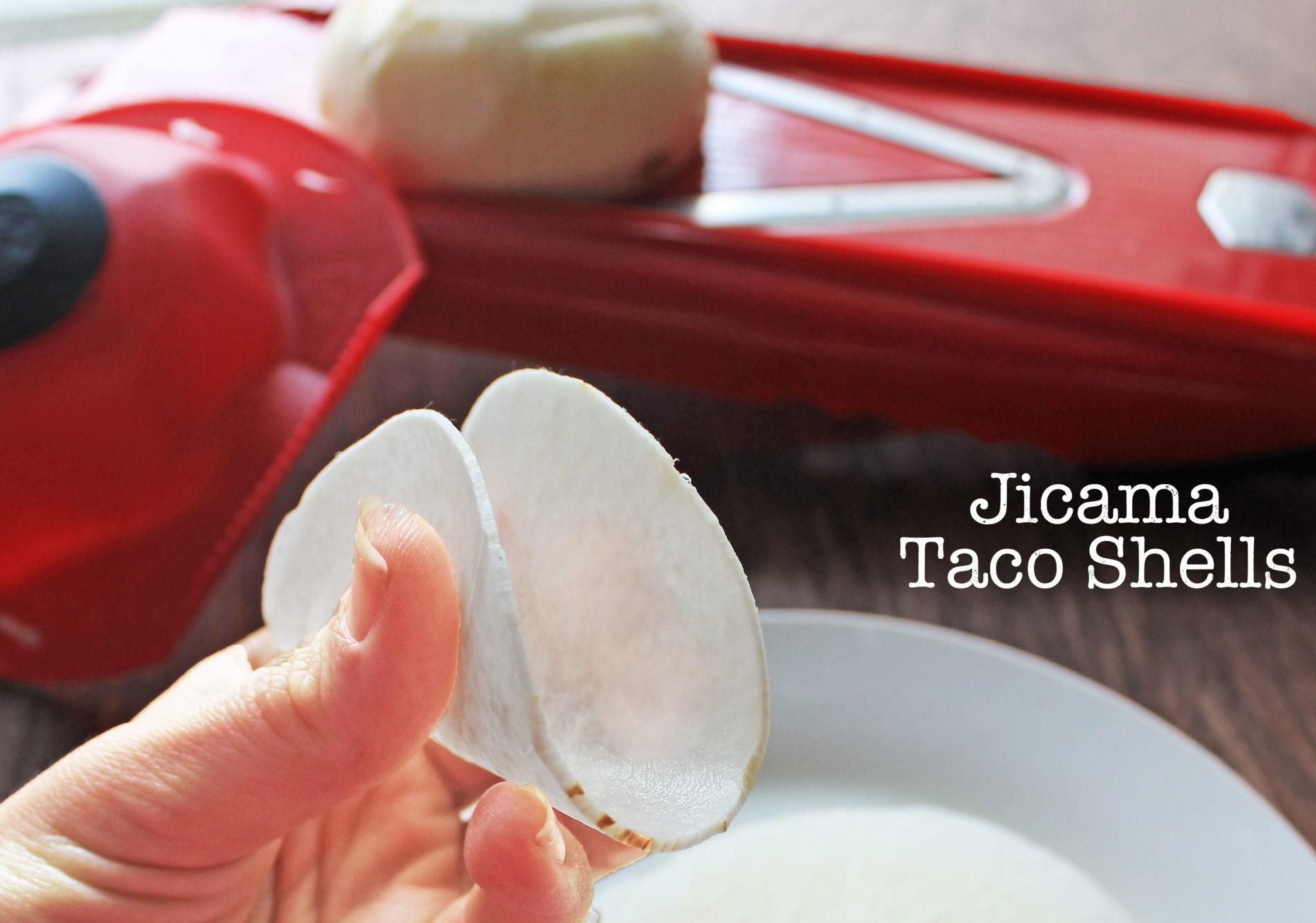 How To: Jicama Taco Shells