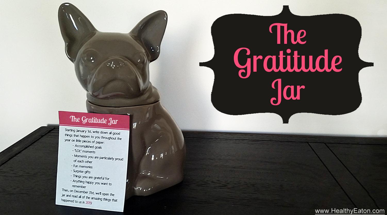 The Gratitude Jar [Free Printable]