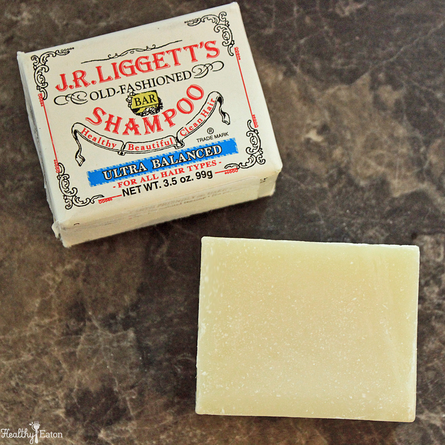 Jr liggett bar shampoo review