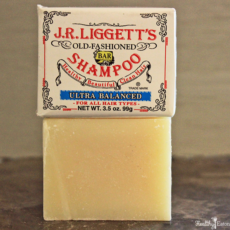 Jr liggetts shampoo bar review