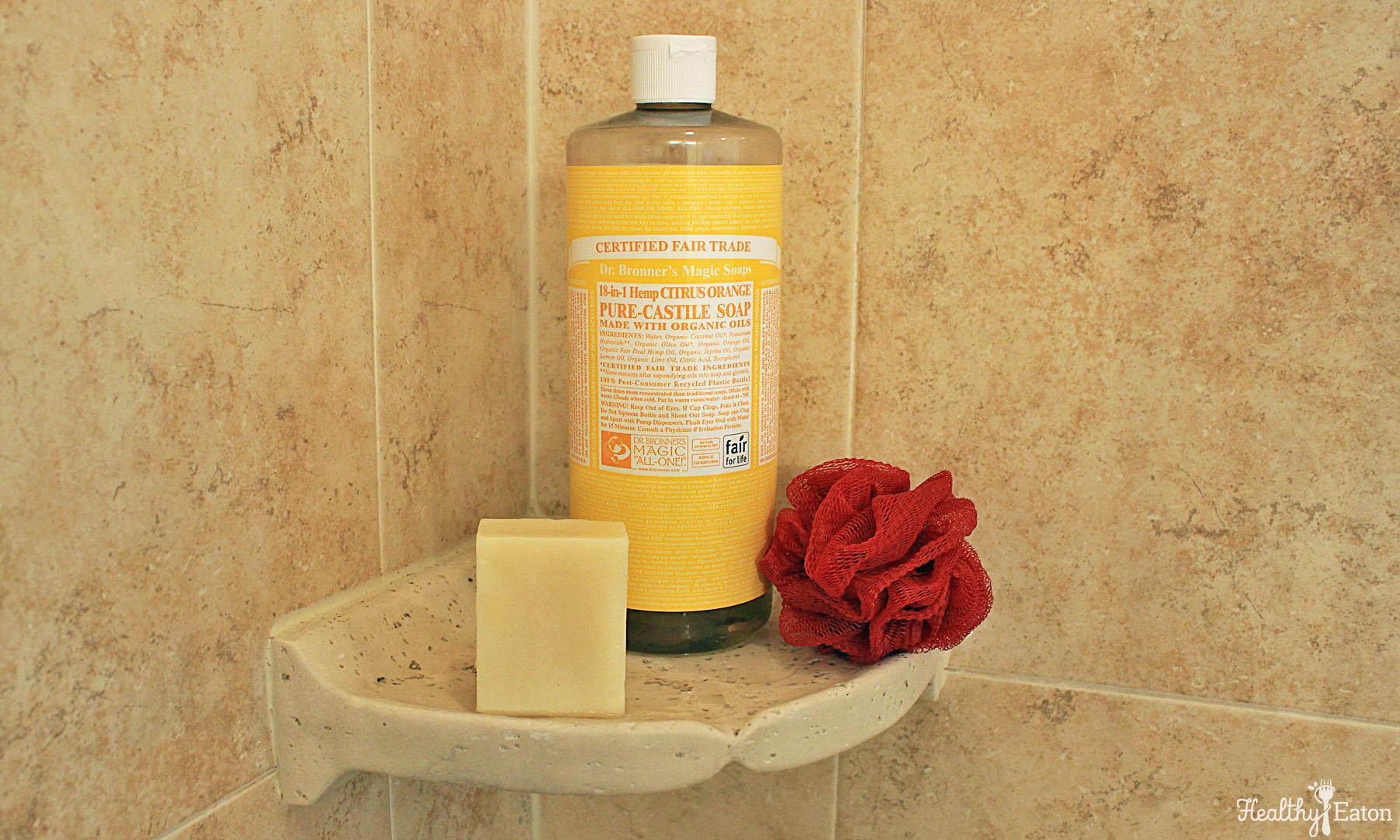Product Review: JR Liggett's Shampoo Bar - Healthy Eaton