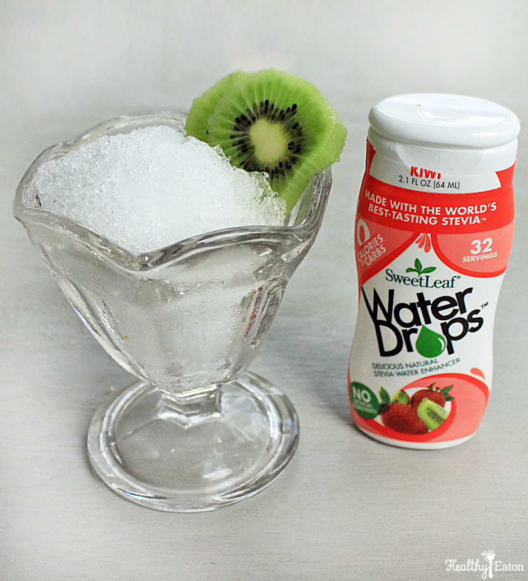 Product Review SweetLeaf Flavored Water Drops