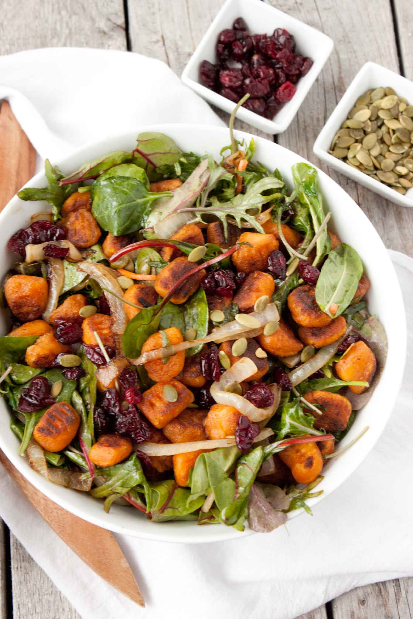Hearty Warm Winter Salad Recipes - Healthy Eaton | Healthy Eaton