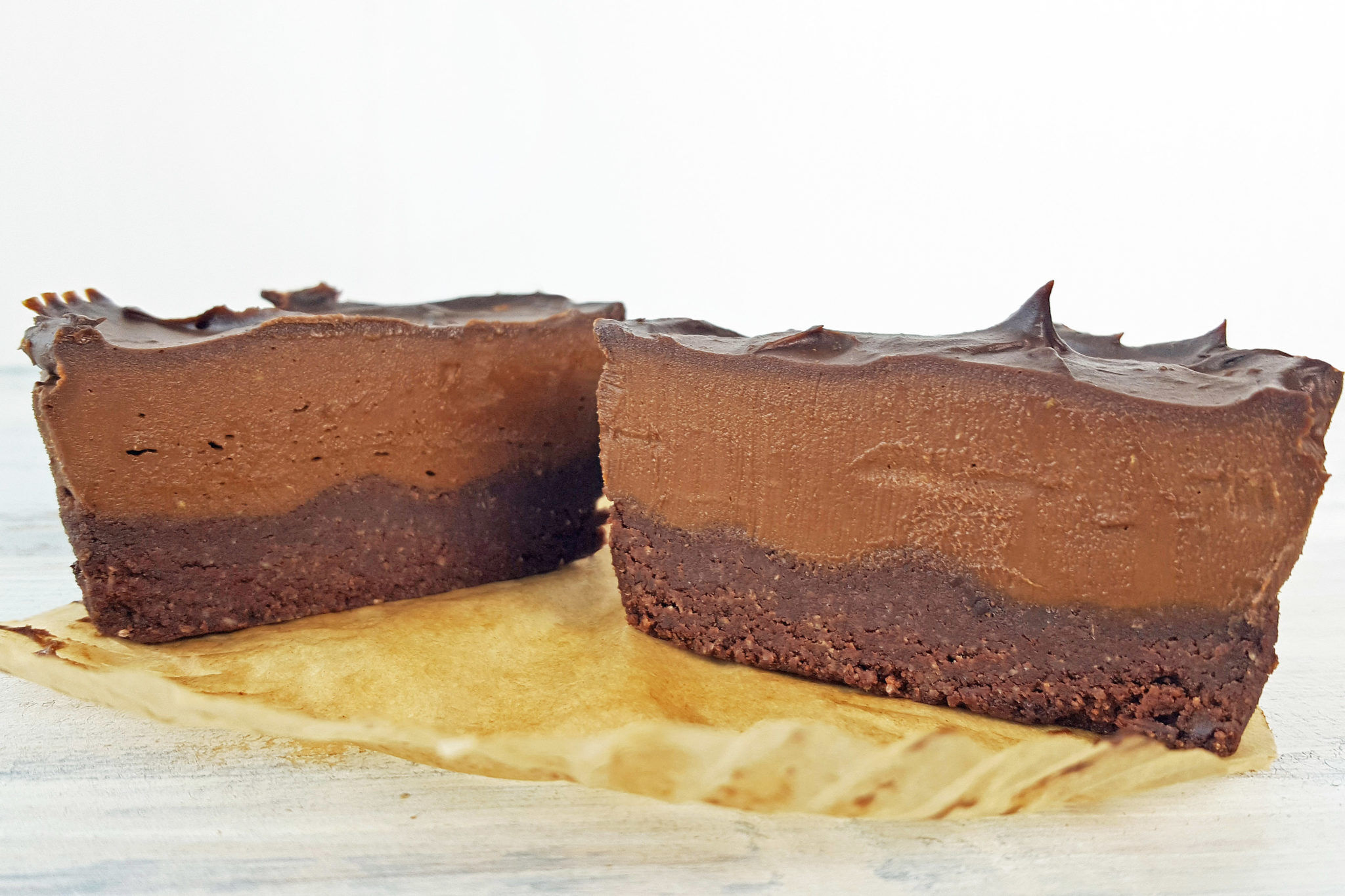 JUMBO DARK CHOCOLATE TART RECIPE (PALEO)