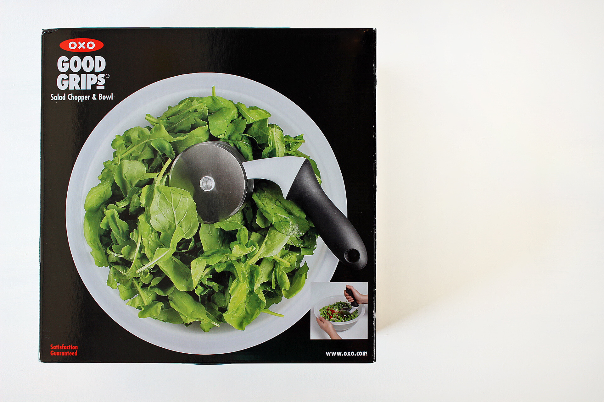 Product Review: OXO Salad Chopper and Bowl