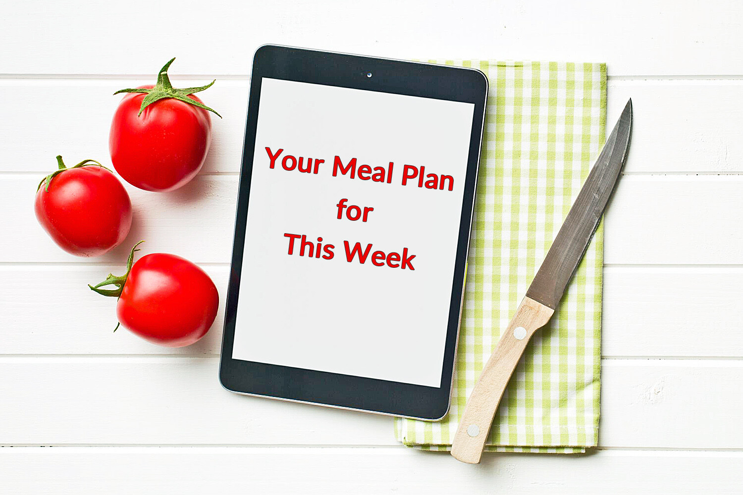 Is a meal plan your solution to healthy eating?