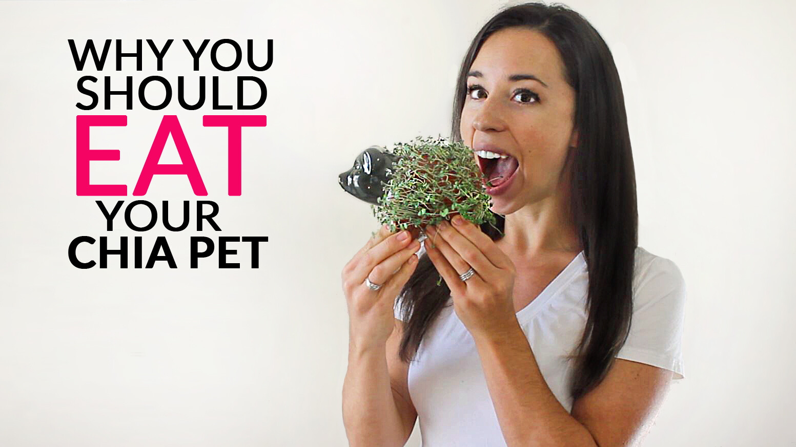 why you should eat your chia pet