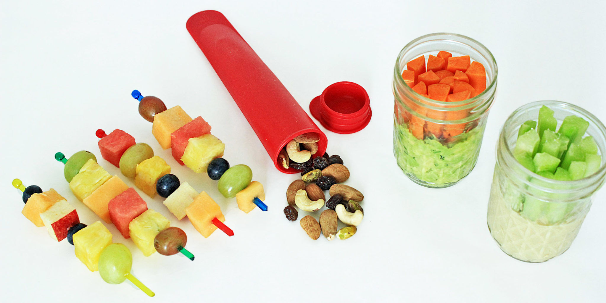 30+ HEALTHY BACK TO SCHOOL SNACKS YOUR KIDS WILL LOVE!
