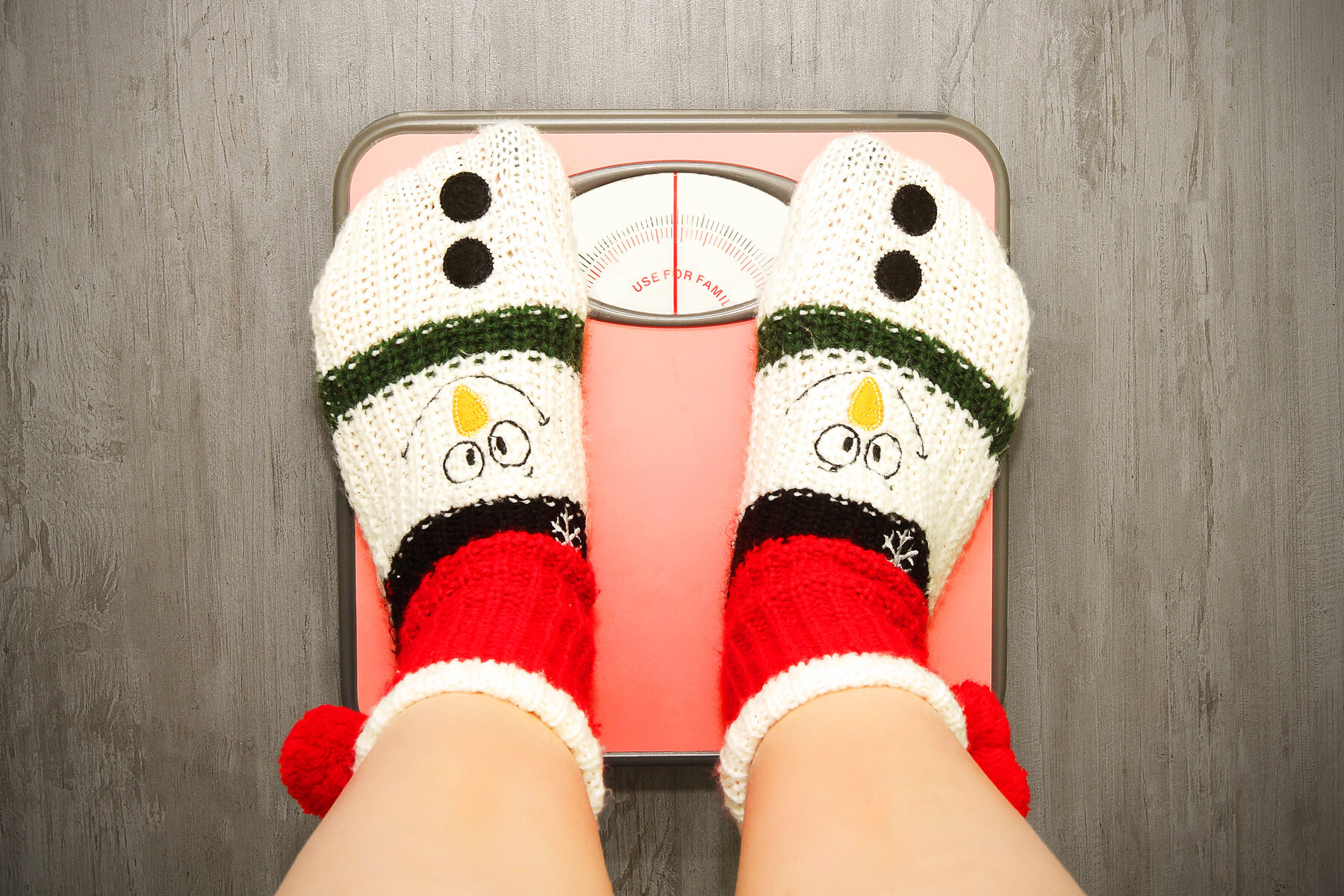 Worried Your Weight Will Weigh Down Your Holidays?