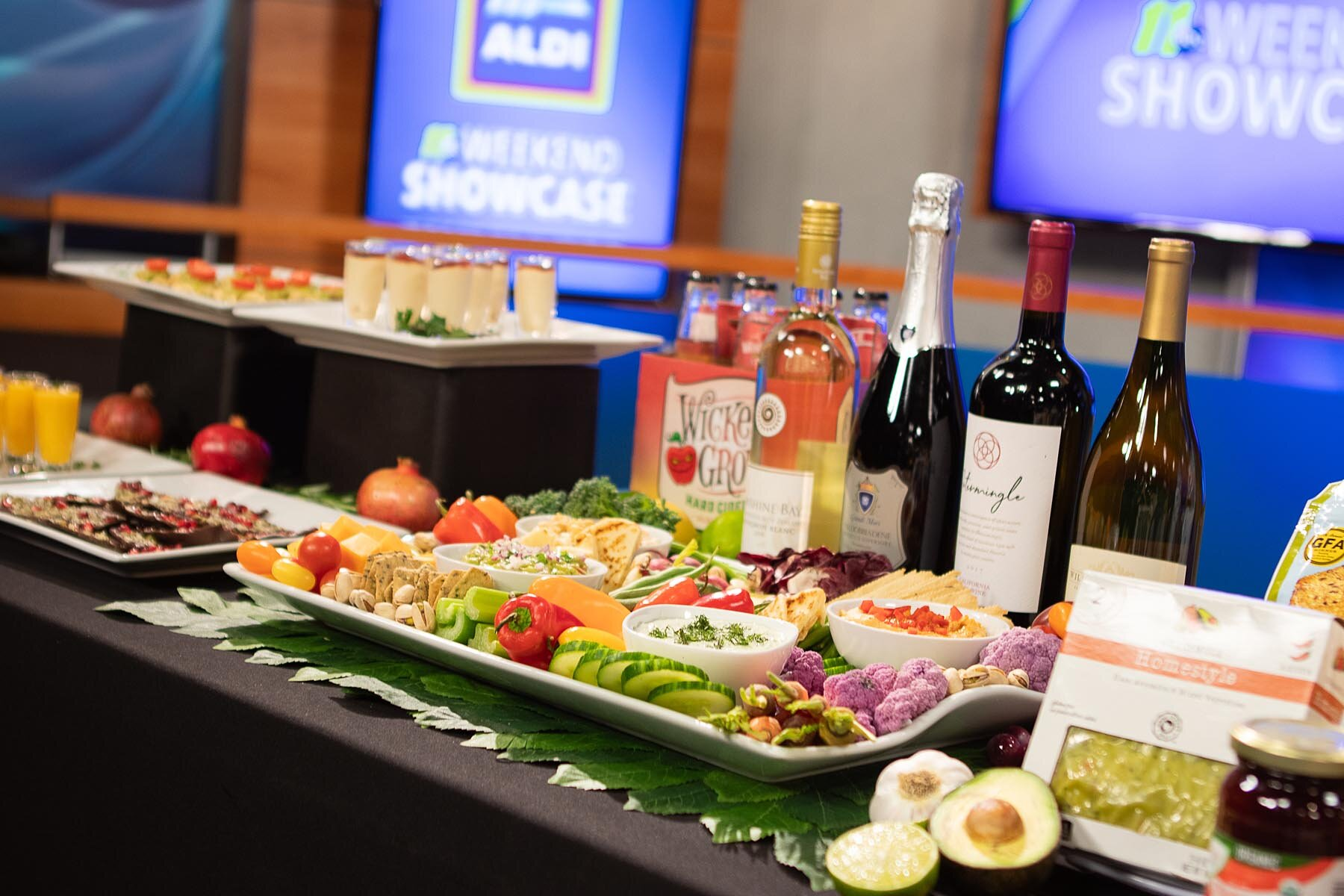 Healthy Holiday Entertaining with ALDI